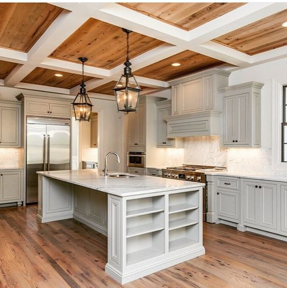 Wooden Ceilings And Walls 4 Styles To