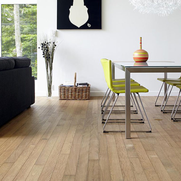regular solid flooring